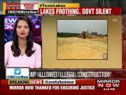 Bellandur lake: NGT gives notices to Bengaluru civic bodies