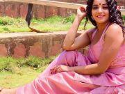 Bhojpuri stunner Monalisa looks ravishing in red neon shorts!