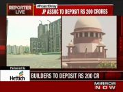 Big relief for home buyers! SC asks Jaypee to deposit Rs 200 cr by May 10