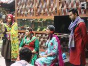 Bigg Boss 8 Diwali Special: Gutthi & Palak in House