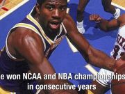 Birth anniversary of NBA All-Star Game starter 'Magic' Johnson