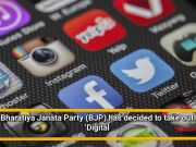 BJP to roll out 'Digital Rath' in Delhi to impress the tech-savvy youth