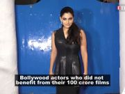 Bollywood actors and their 100-crore blockbusters that proved insignificant for their careers