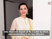 Bollywood actress duped of Rs 3 lakh in Australia, three men arrested