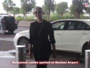 Bollywood celebs spotted at Mumbai airport