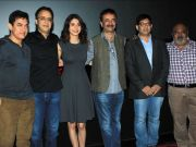Bollywood stars watch 'PK' with Aamir