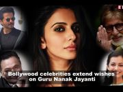 Bollywood wishes fans on auspicious occasion of Gurupurab; Ileana D'Cruz gets injured, shares pictures of her bruise, and more…