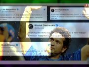 Bollywood wishes Sachin Tendulkar on his birthday