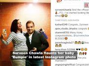 Boney Kapoor sues makers of Priya Prakash Varrier's film 'Sridevi Bungalow'; Surveen Chawla flaunts her baby bump, and more