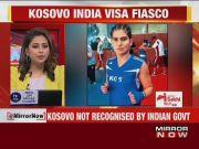 Boxer Donjeta Sadiku denied visa by India