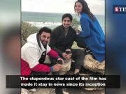 Brahmastra: Ranbir Kapoor and Alia Bhatt's picture from the sets gets leaked