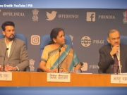 Buzz of increasing GST rates everywhere except my office: FM Nirmala Sitharaman