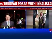 Canadian PM Justin Trudeau's India visit marred with controversy