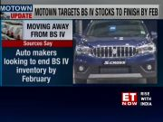Car makers to stop BS-IV production ahead of March 31 deadline