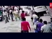 Caught on cam: 2 dead, 3 injured in north Delhi shootout