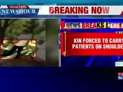 Caught on cam: Govt ambulance used to transport poultry in Jammu & Kashmir