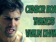 Censor Board targets Varun Dhawan's 'Badlapur'