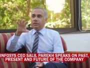 CEO Salil Parekh: I'm making Infosys relevant for future clients