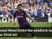 Champions League: Messi scores hat-trick fires Barcelona to victory