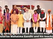 #ChangeWithin: Narendra Modi invites Bollywood to popularise Mahatma Gandhi