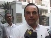 Charges against cong amount to 27 years penalty : swamy
