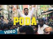 Chennai 2 Singapore Songs   Poda Song with Lyrics   feat. RJ Balaji, Abishek   Ghibran   Abbas Akbar