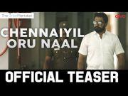 Chennaiyil Oru Naal - 2 (Official Teaser)   Sarath Kumar   Suhasini Maniratnam   Napoleon   JPR