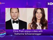 Chris Pratt-Katherine Schwarzenegger enjoy a picnic together