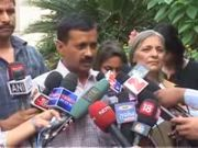 Congress bjp hand in glove : kejriwal