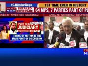 Congress divided over CJI impeachment notice?
