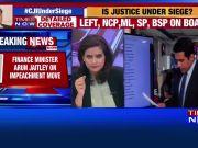 Congress using impeachment as a political tool, says Arun Jaitley