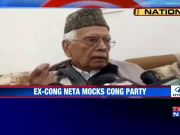 Congress will divide into four parts: Natwar Singh