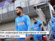 Consistency is boring, it's very tough, says Virat Kohli