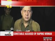 Constable accused of raping woman inside police station in UP's Kushinagar
