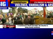 Cop killed in CAA-related clashes in northeast Delhi