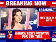 Coronavirus: Singer Kanika Kapoor tests positive for 5th time