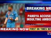 Cricketer Hardik Pandya booked for tweet on Ambedkar by Rajasthan Police