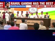 CWC unanimously rejects Rahul Gandhi's resignation offer