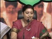 Cwg, 2g and now    jijaji    : smriti irani
