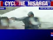 Cyclone Nisarga makes landfall; ground report from Alibagh