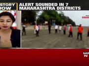 Cyclone Nisarga: Storm activity intensifies in Arabian Sea; red alert in 7 coastal districts of Maharashtra