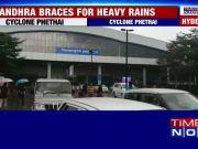 Cyclone Phethai makes landfall in East Godavari