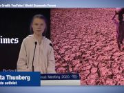 Davos 2020: Greta Thunberg slams elites on climate at World Economic Forum