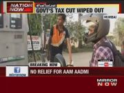 Days after government cut taxes; fuel prices hiked across country
