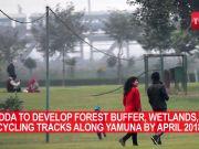 DDA begins work on its ambitious plan to develop Yamuna riverfront