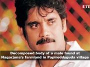 Decomposed body of a man found at superstar Nagarjuna's farm; Akshay Kumar travels by Mumbai Metro to beat the traffic, and more…