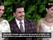 Deepika Padukone reveals that Ranveer Singh would make THIS kind of a husband