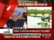 Deeply pained and anguished by canards spread by PM Modi: Manmohan Singh