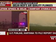 Delhi: AQI dips again, hits 'severe' mark