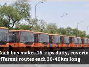 Delhi: IIT team to mount devices on 200 cluster buses to gauge air pollution
